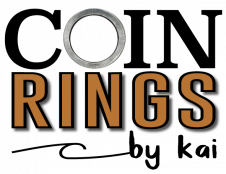 Coin Ring Jewelry
